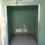 Plasterboard structureStruttura in cartongesso