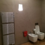 Bathroom completedBagno terminato