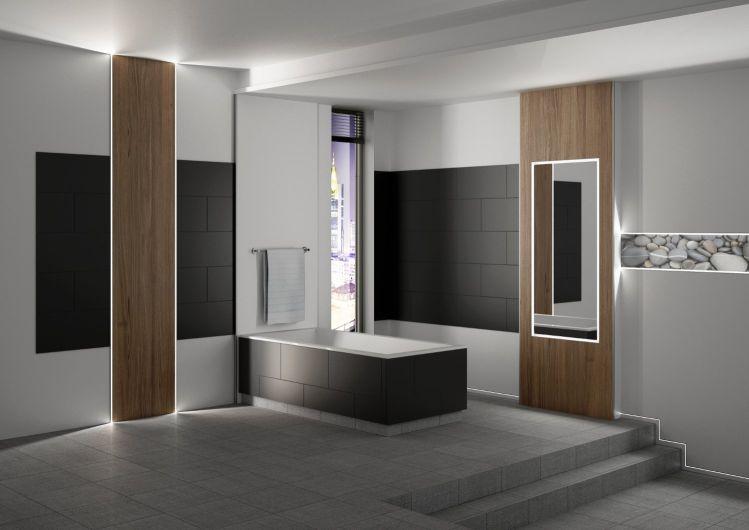 Mesmerisieren Badezimmer Einrichten Sandsteinoptik Schauspiel