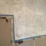 Bathroom during renovationBagno durante il rinnovo