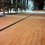 Cantina Antinori, tuscan Sannini cotto flooringCantina Antinori, pavimento in Cotto Sannini