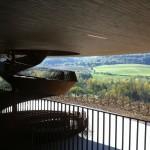Cantina Antinori, external viewCantina Antinori, vista esterna