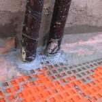 Proper seal rubber tubesCorretta sigillatura di tubi in gomma