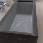 Polystyrene bathtubVasca in polistirene
