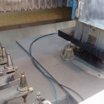 Processing using waterjet machines or cuttersEsecuzione di tagli con macchine ad idrogetto o frese
