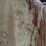 Raw Onyx parcticular partParticolare di Onice grezza