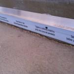 Skirting boards preparingPredisposizione battiscopa