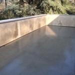 Water load test in icing conditionsProva di carico con acqua in condizioni di ghiaccio
