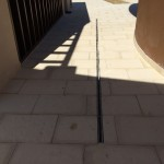 Laying the flooringPosa della pavimentazione