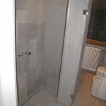Grigio Tunisi shower boxBox doccia in Grigio Tunisi