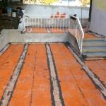 Outdoor waterproofingImpermeabilizzazione esterna