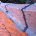 Wall waterproofingimpermeabilizzazione muretto